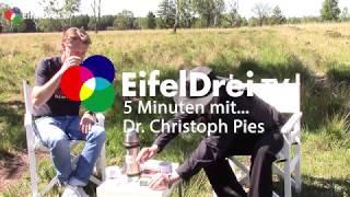 5 Minuten mit Dr  Christoph Pies