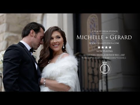 Michelle + Gerard :: Wedding Highlights :: The Gramercy at Lakeside Manor