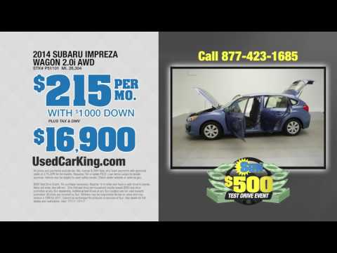 Check Out Our July Used Cars!