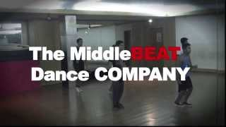 The MiddleBEAT Dance Company : Song - Tharki Chokro , Style - Bollywood , Venue - Classique Club .