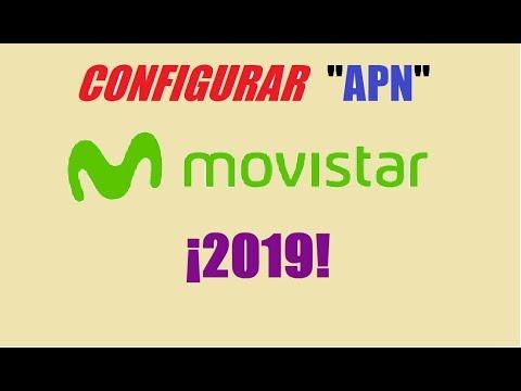 ¡Configurar APN Movistar Mexico FACIL! 2019