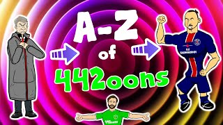 📕A-Z of 442oons!📘 (3 Million Subscriber Special)