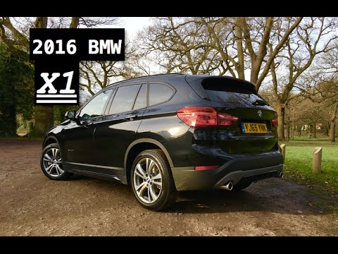 2016 BMW X1 xDrive 20d Review - Inside Lane