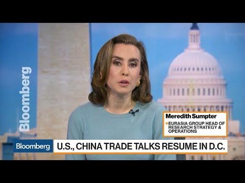Eurasia Group Sees 60% Chance U.S. Extends China Tariff Deadline