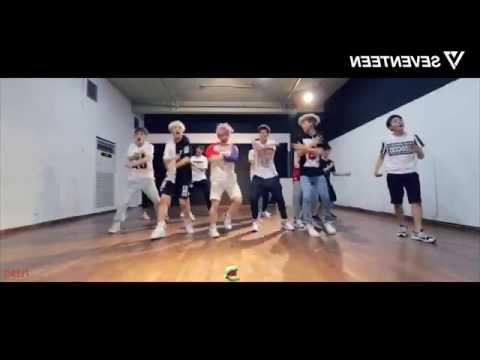 開始Youtube練舞:Adore U-Seventeen | 個人自學MV