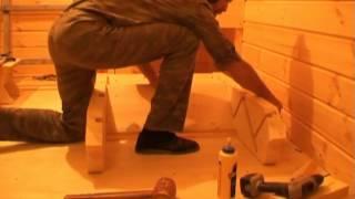 видео монтаж лестниц