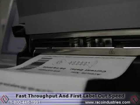 Thermal Barcode Label Printers From Cognitive