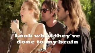 Miley Cyrus ALL Backyard Sessions + Lyrics