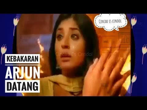 AROHI TERJEBAK DALAM KEBAKARAN - ARJUN DAN AROHI| Drama Films