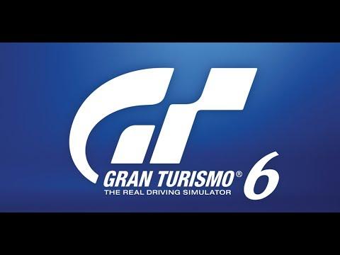 Gran Turismo 6 Lister Storm V12 Race Car