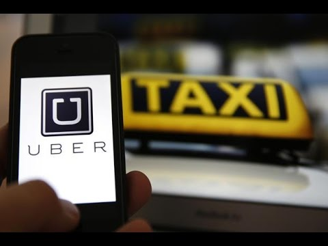 How to book a ride with Uber Cabs?