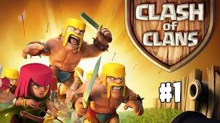 Clash of Clans-Epizoda 1.-Pobeda!