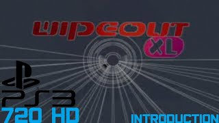 """WipEout XL (WipE'out"""" 2097) (PS3) - Introduction [Single Race]"""