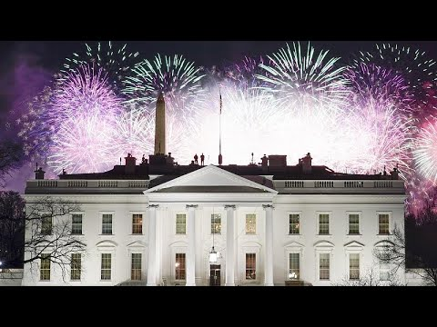 شاهد: نجوم وألعاب نارية وأغان بمناسبة تنصيب جو بادين في واشنطن…  - نشر قبل 2 ساعة