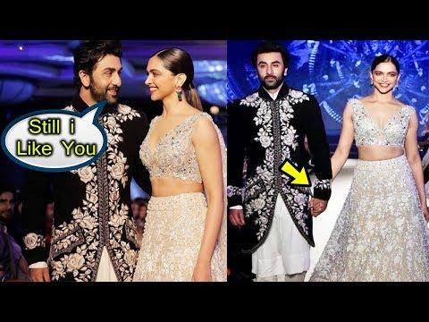Ranbir Kapoor is Still in Love with Deepika Padukone  Holding Hands in Public
