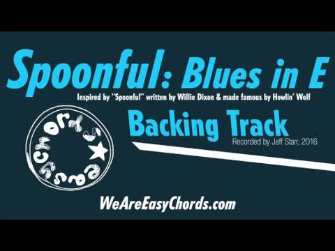 Howlin' Wolf: Spoonfull Backing Track