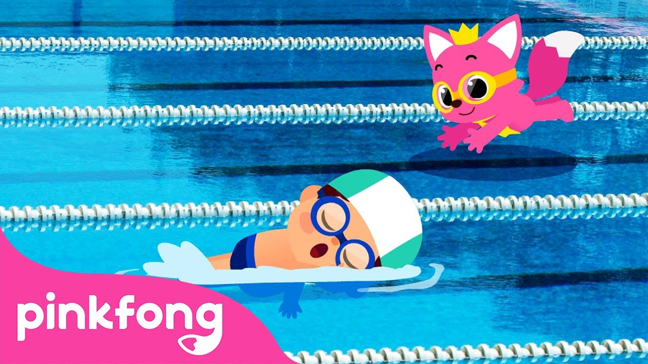 I Can Be a Super Athlete | Sports Songs | Pinkfong Songs for Children