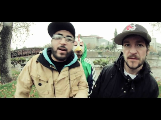 CIRCULO VICIOSO - NHAUS Feat. DENNIS DA MENACE (VIDEO OFICIAL)
