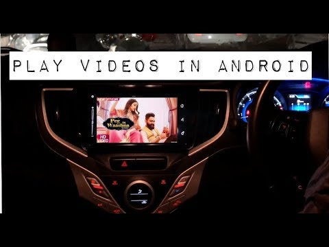 Android Auto Youtube Videos || Play Youtube In Android Auto in Any Car Without Handbrake