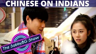 What CHINESE think of INDIA and INDIANS | Chinese React To India They Don't See On TV
