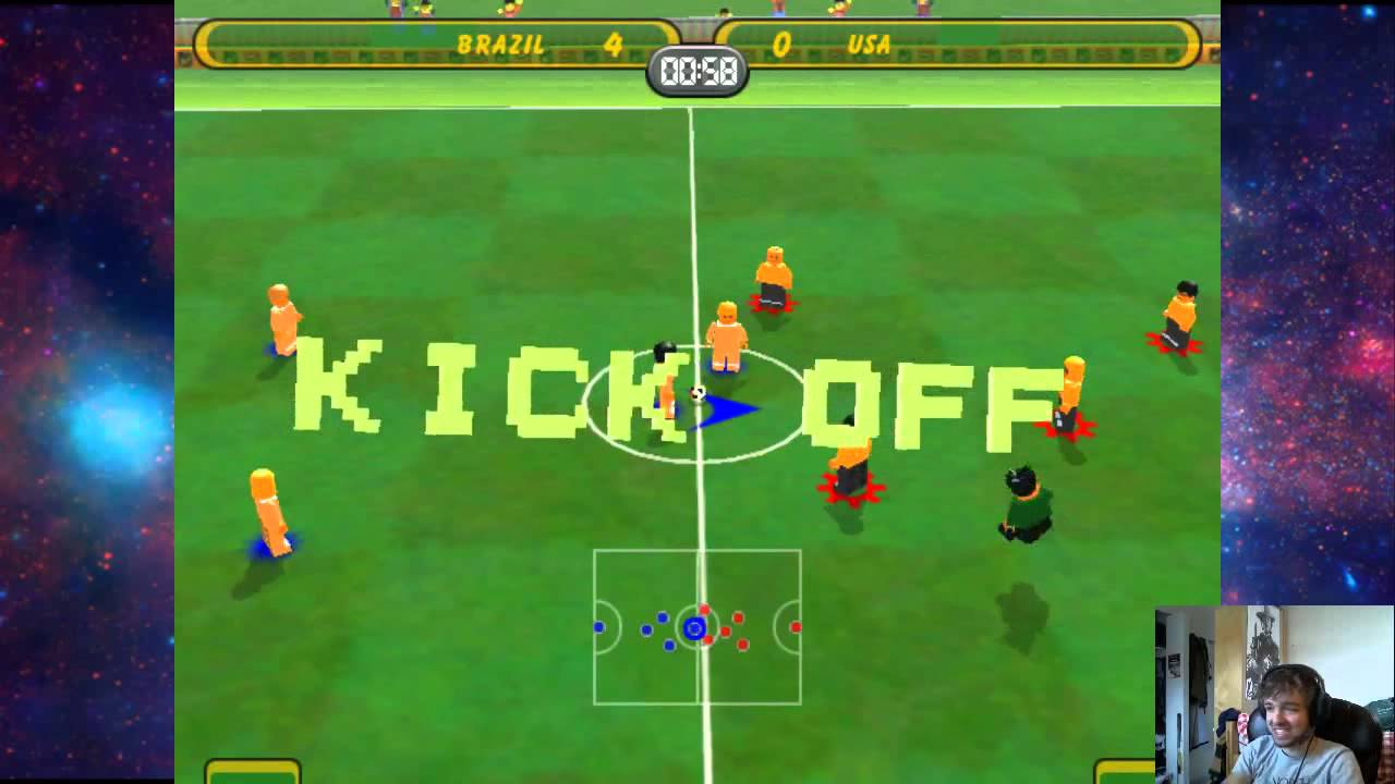 Lego Soccer Mania WORLD CUP Year 1 A Rocky Start