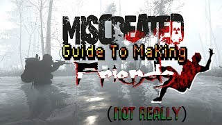 The Miscreated Guide To Making Friends (Not Really)