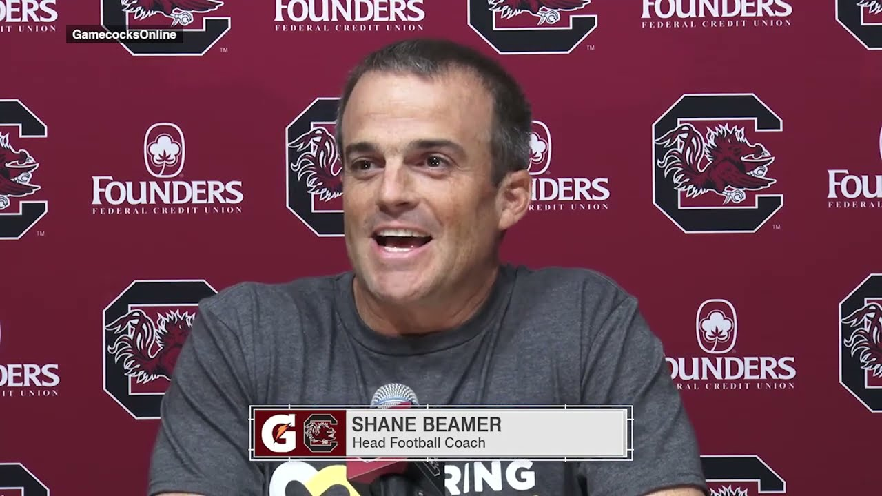 Quick Hitters from Shane Beamer 9/21 Media Availability