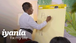 """The """"pin"""" the house of healing women need to access their new lives 