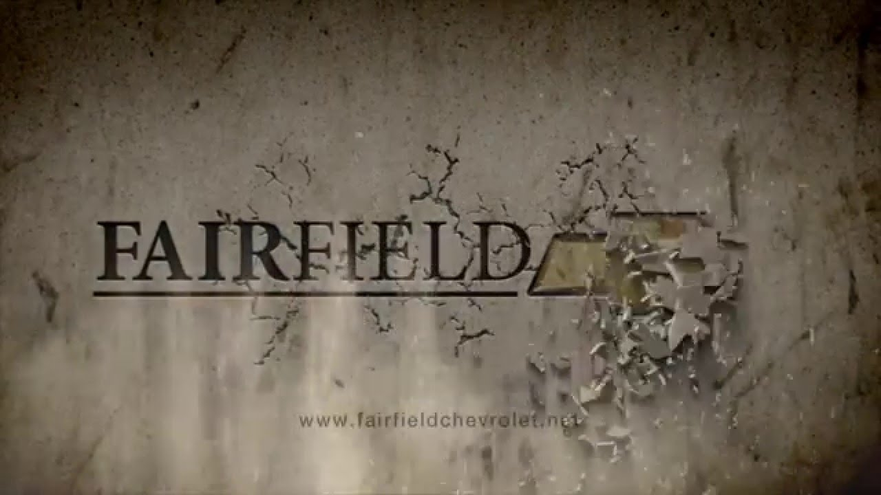 Official Fairfield Chevrolet Winter Commercial - YouTube