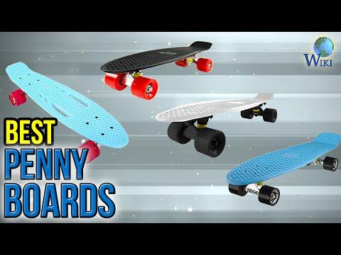 8 Best Penny Boards 2017