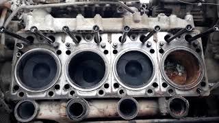 Оживший памятник 53212!!!  Гидроудар в двигателе Камаз!!!