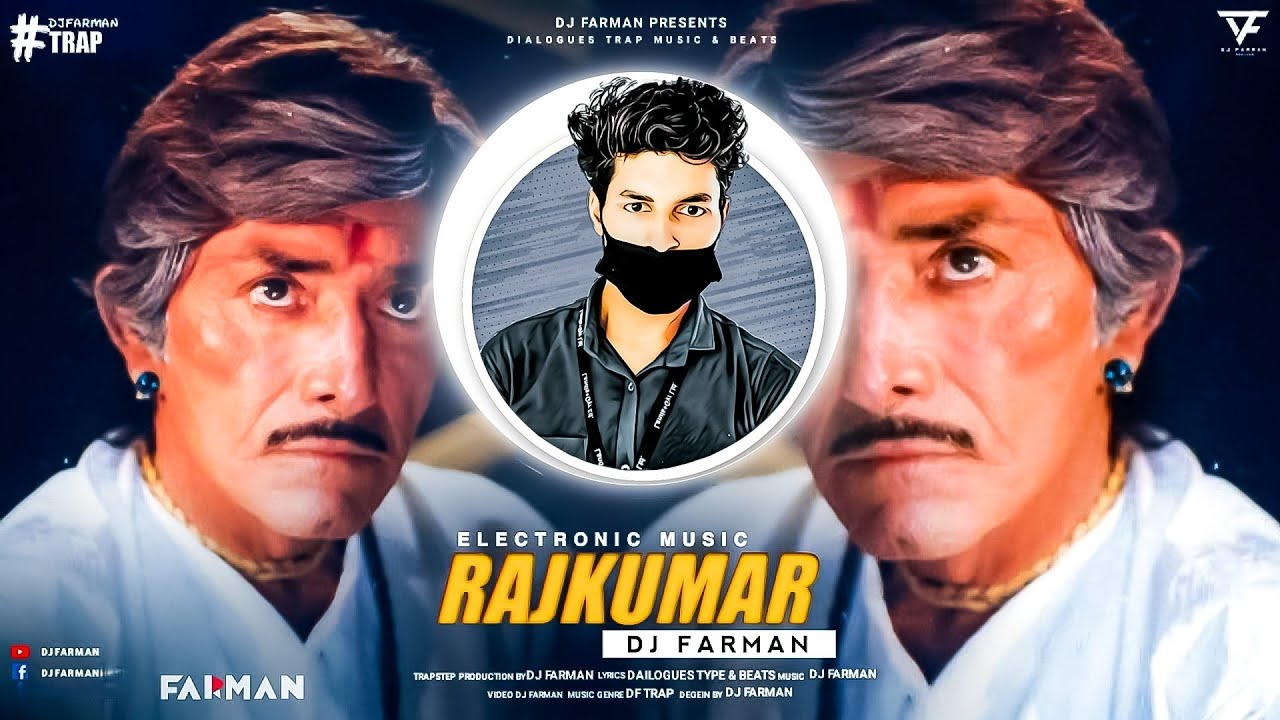 Download Rajkumar Attitude DailoTrap ~ DJ FARMAN ~ Electronic Music