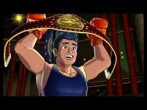 Punch Out!! (Wii) - Contender Mode Speedrun [8:09.86]