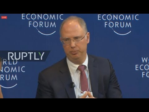 "LIVE: WEF2019: ""Keeping Russia Competitive"""