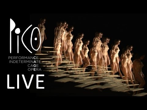 PICO (Performance Indeterminate Cage Opera) LIVE 09.14.12