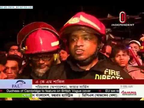 Karwan Bazar FireUp, 02 May 2016