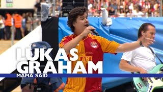 Lukas Graham - 'Mama Said' (Live At The Summertime Ball 2016)