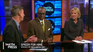 Beat the Press: Spicer For Hire