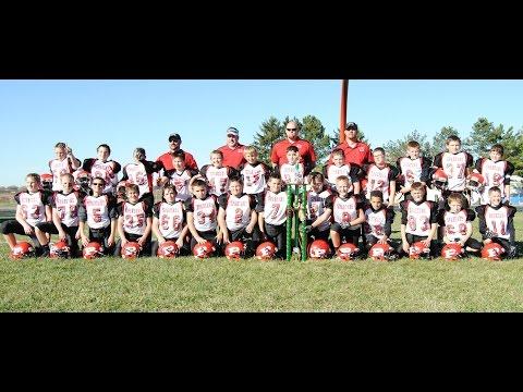 2014 Pleasant Youth Football & Cheerleading