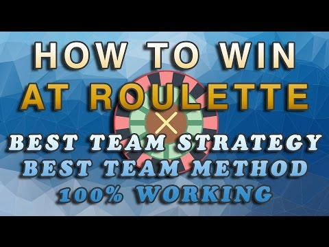 Video Online roulette strategy tester