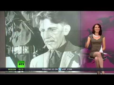 1984: Blueprint for US Authoritarianism | Happy Birthday George Orwell