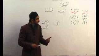 Arabi Grammmar Lecture _55 Part _03 عربی  گرامر کلاسس