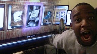 omg my 1st all star mvp box pack opening we got a pull they lit nba 2k16 myteam