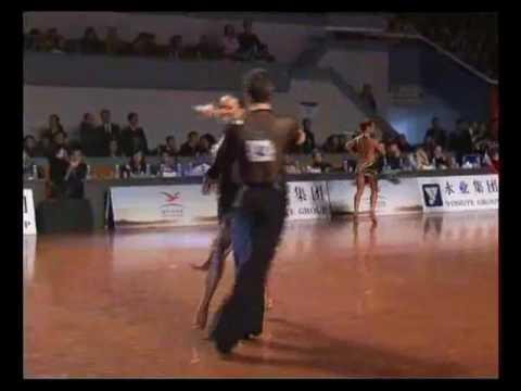 2009 IDSF Grand Slam Final - Latin