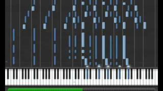 American Patrol - Piano roll QRS #1354