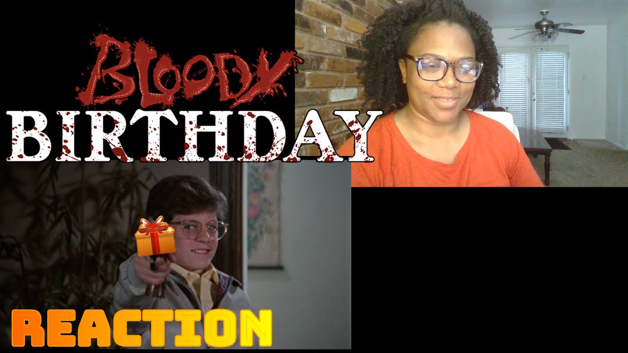 Download Bloody Birthday 1981 Reaction *First Time Watching   Tracey 26