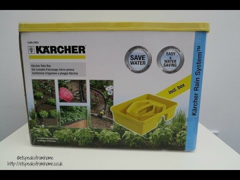 Kärcher Irrigation Set Rain Box