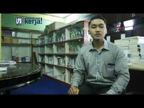 Testimoni Mahasiswa LP3I Business College Banda Aceh