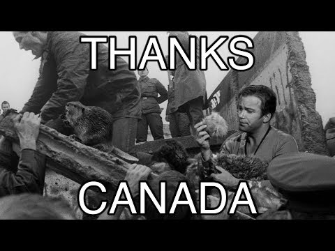 Thanks Canada! parody of Blame Canada! South Park
