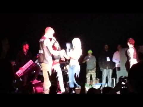 MGK-Baddest,Ratchet, Ocho Cinco & Pe$o Live Nov.27